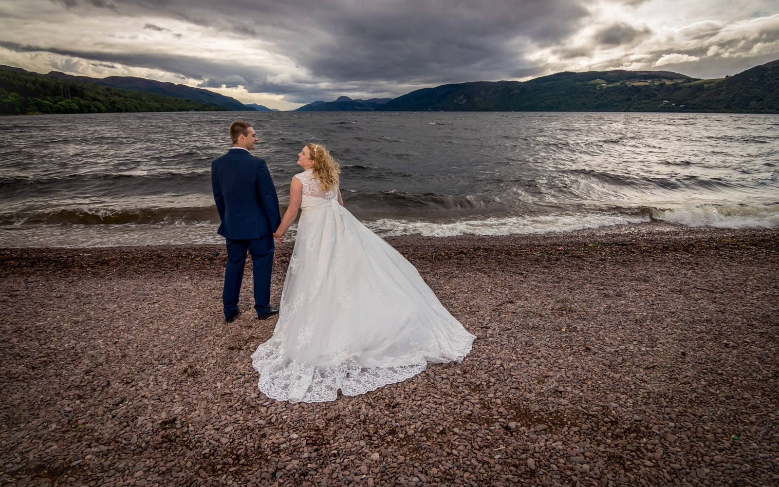 Loch Ness Wedding