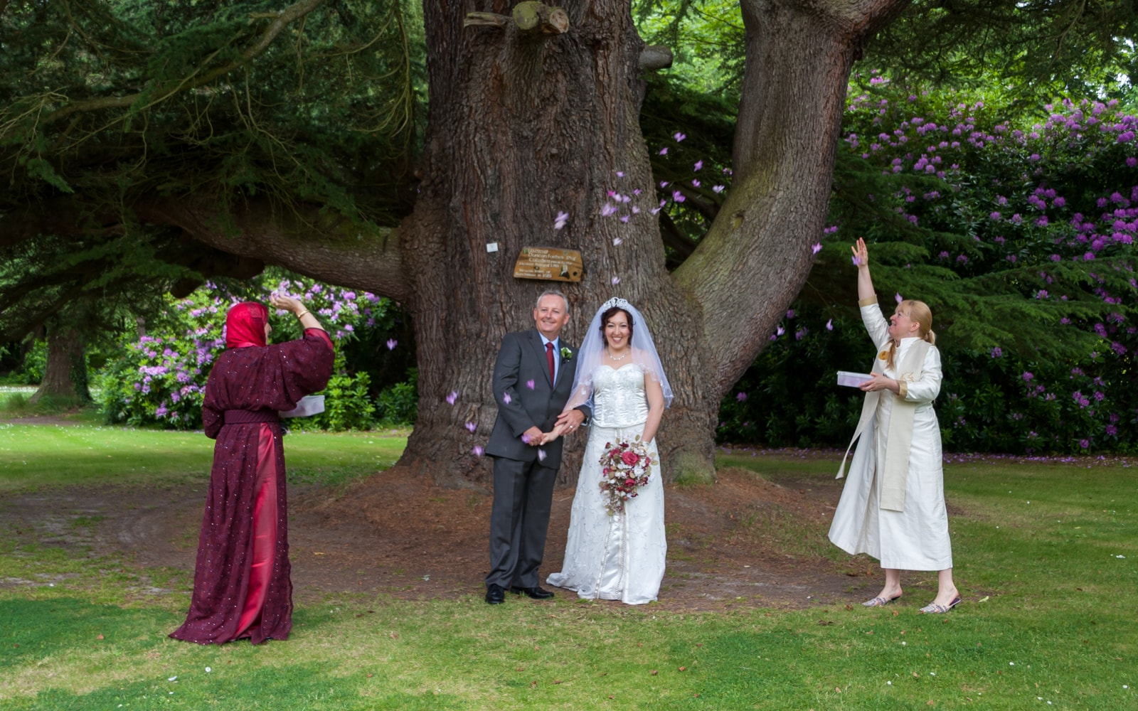 Bunchrew House Interfaith Wedding