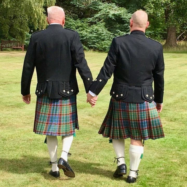 Scottish Same Sex Couple
