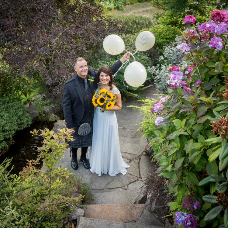 Personal Family Wedding at Loch Ness