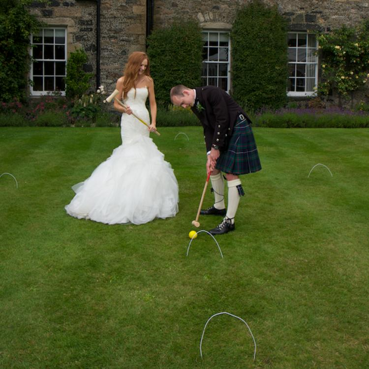 Meldrum House Hotel Wedding